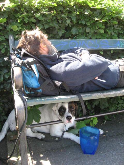 Hjemløse i København får NADA