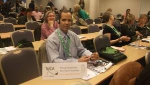 NADA Tunesia ved NADA konferencen i Oslo 2015