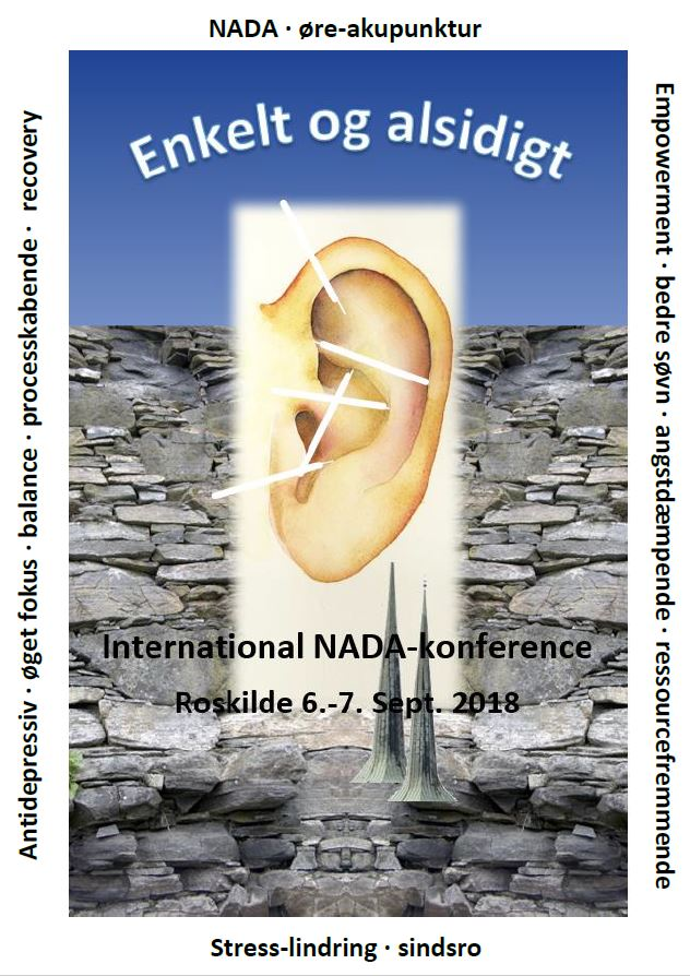 International NADA-konference  Roskilde 6.-7. september 2018