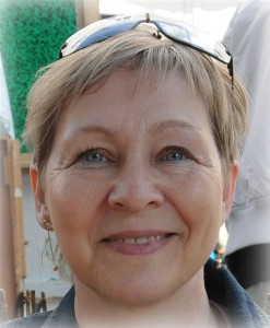 Gitte Jerup har været assisterende underviser på de diplomgivende NADA-kurser siden 2012.