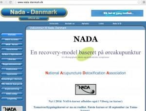 Nada Danmark har skiftet udseende. Vi forlader vores gamle og trofaste udseende gennem mange år.